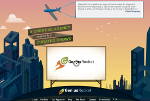 GeniusRocket - The First Curated Crowdsourcing Company